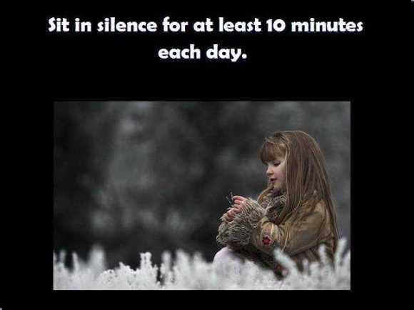 Tien minuten elke dag... haalbaar, toch?
