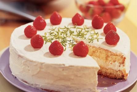 Heerlijke taart!