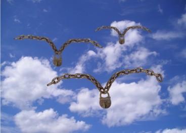 Vrijheid dankzij ketens...